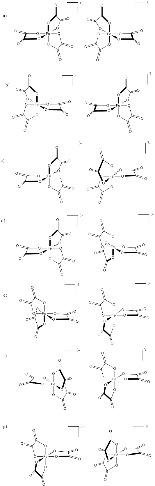 Enantiomers In Octahedral Complexes With Bidentate Ligands Chemistry Libretexts