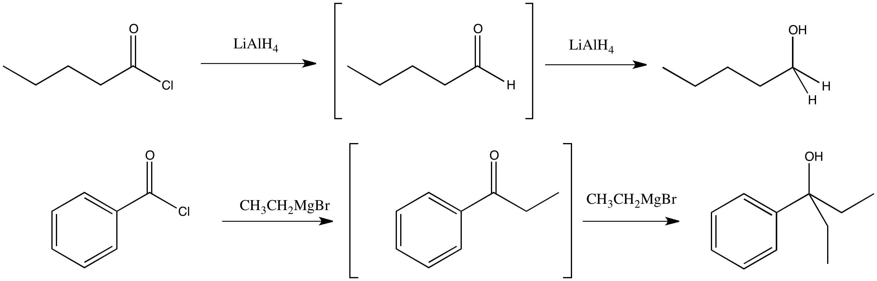 Grignard Reaction With Ring