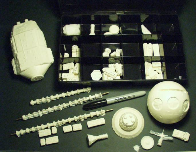 2001: a model odyssey - Discovery