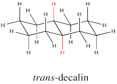 Decalin Ring